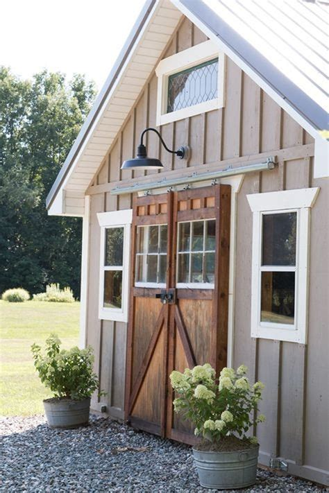 incredible backyard storage shed makeover design ideas