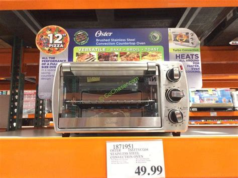 Oster Convection Countertop Oven Costco by Appliance Costcochaser