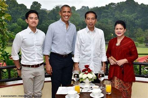 profil jokowi dan keluarga biaya perjalanan keluarga presiden menggunakan uang