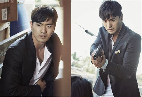 drakorindo goodbye mr black first still images of lee jin wook in mbc drama series