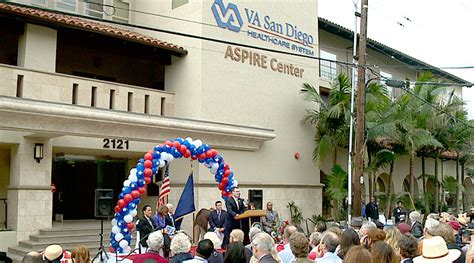 Mcdonald Center Detox San Diego by Rehab Center For Wounded Vets Opens In Town Fox5 San