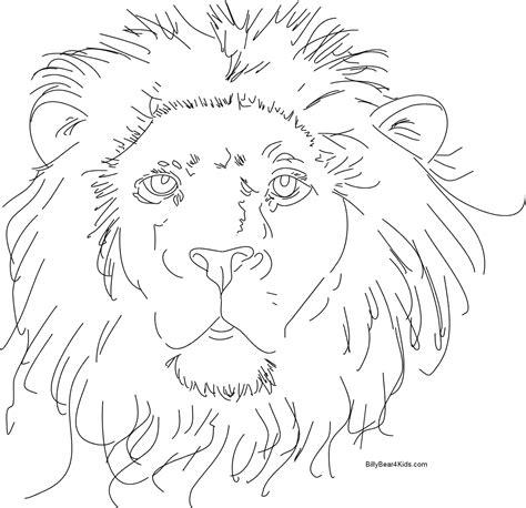 108 dessins coloriage lion 224 imprimer sur laguerche 6