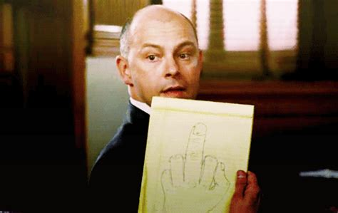 Middle Finger Meme Gif - rob corddry middle finger gif find share on giphy