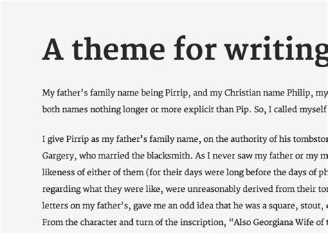 Writing A Theme Essay by Write