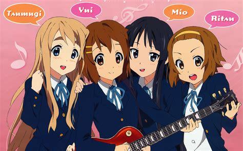 imagenes anime k on anime images k on wallpaper photos 11337519