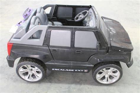 Cadillac Escalade Power Wheel by Power Wheels Cadillac Escalade Ext Electric Spencer