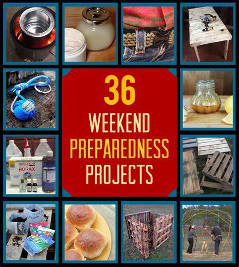 diy weekend projects 36 diy weekend projects for preparedness diy ready
