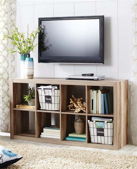 homes  gardens  cube storage organizer