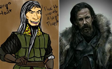 locke actor game of thrones game of thrones 20 book characters we ll never see in the