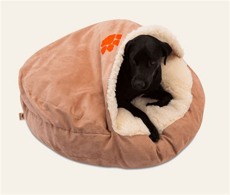 snoozer cozy cave dog beds hooded dog beds cave