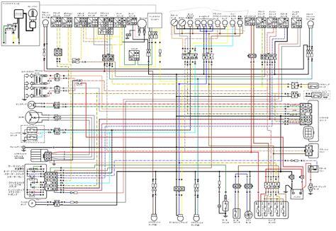 yamaha xv1100 virago wiring diagram yamaha virago fuel