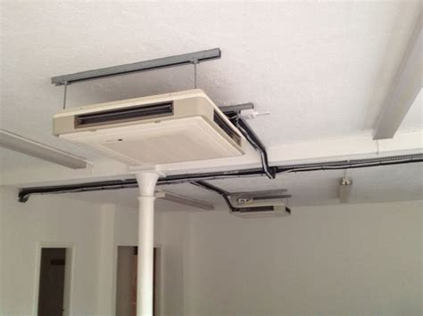 Ac Daikin Ceiling Suspended Daikin Ceiling Suspended Air Conditioning Installed In Nottingham City Centre Office