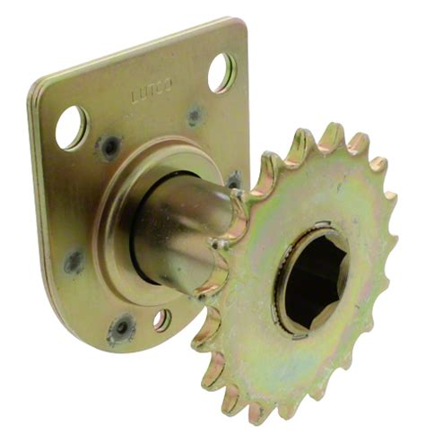 Shoup Parts Planter by Sh46212 Bearing With Sprocket On Deere Planter Shoup