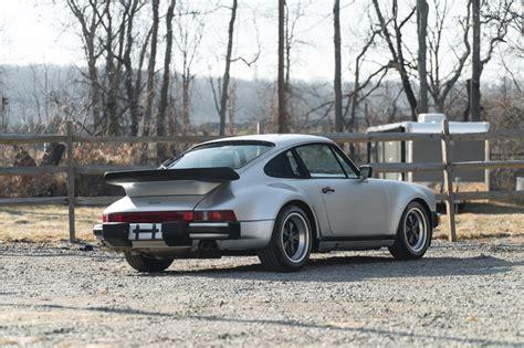 Porsche 911 Turbo 1986 by 1986 Porsche 911 Turbo Carrera Turbo