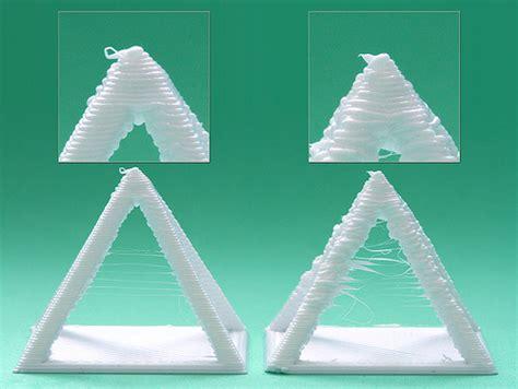Piramid Printing hollow calibration pyramid andrew craigie