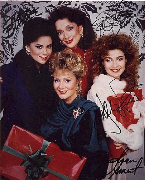 designing woman tv show designing women autographed cast photo sitcoms online