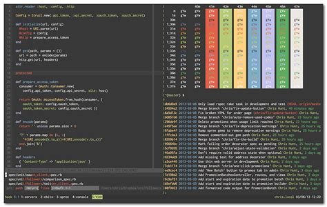 color themes vim github chrishunt color schemes color schemes i ve used