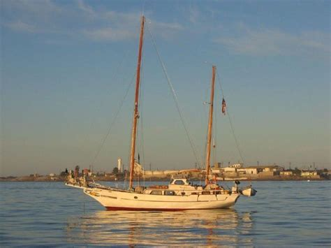 mermaid sailing boat 44 best motor sailers and cruisers images on pinterest