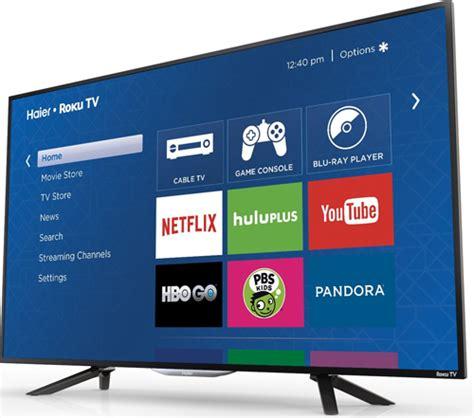 Tv Advance haier showcased advanced tv technology at ces 2015