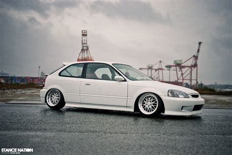 stancenation wallpaper honda honda ek9 civic type r tuning custom wallpaper 1680x1125