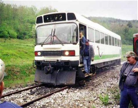 Railways Around Spruce West Virginia