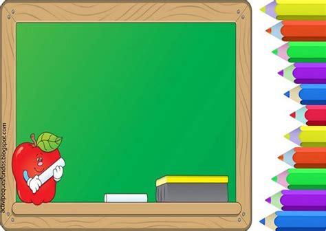imagenes escolares de primaria fondos activipeques pizarra escolar