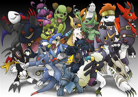 dwc competitors by trainer48 on deviantart