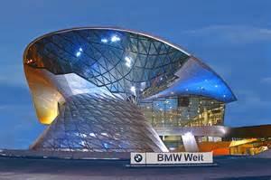 bmw welt munich germany architecture interior design