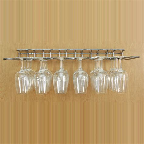 Wine Glass Racks Stainless Steel Wine Glass Rack Shelf