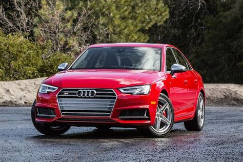 audi s4 model year changes 2018 audi s4 drive review autotrader