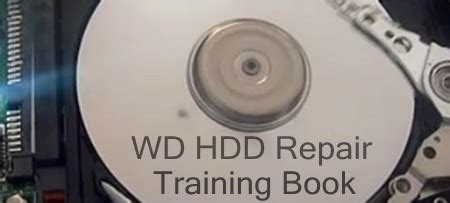 bad wd find out bad heads and cut the bad heads with dfl wdii hdd