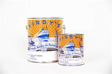 09 marine topside paint george kirby jr paint company