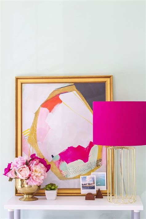 pink room decor home decorating trends homedit