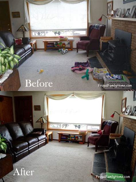 messy bedroom before and after 4 weeks to a more organized home purse purge frugal