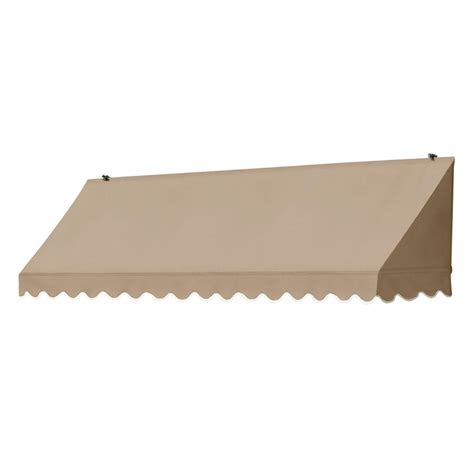awnings in a box awnings in a box 8 ft traditional manually retractable