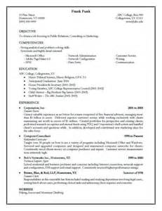 how to make a simple and effective resume form c v
