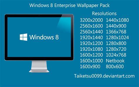 wallpaper windows 10 enterprise windows 8 enterprise wallpaper pack by taiketsu0099 on