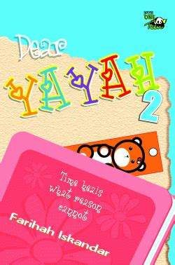 Buku Dear dear yayah 2 portal pts