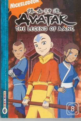 Avatar The Legend Of Aang Volume 9 Komik Berwarna book review avatar volume 8 by michael dante dimartino mboten