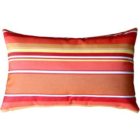 sunbrella dolce mango 12x20 outdoor pillow from pillow decor
