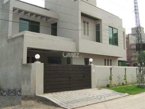 buy house in lahore 10 marla house for sale in canal bank housing scheme lahore aarz pk