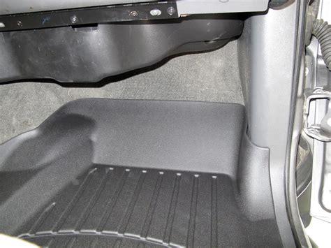 2005 Silverado Floor Mats by Weathertech Front Auto Floor Mats Black Weathertech