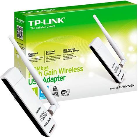 Usb Buat Modem jual usb adapter wireless tp link tl wn722n 150mbps