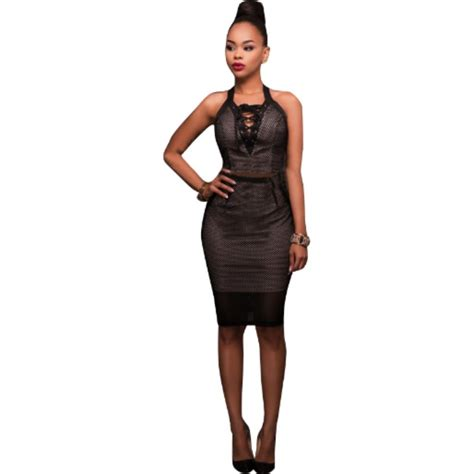 the limited womens clothing store dresses wear to pink black bodycon mesh summer dress 2017 hot selling