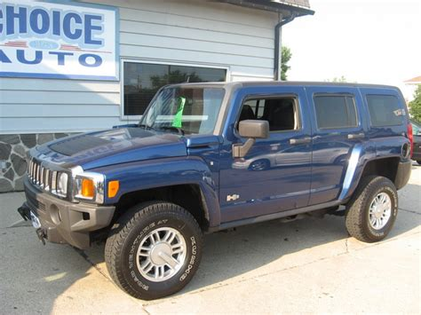2006 hummer h3 problems 2006 hummer h3 suv for sale in carroll ia