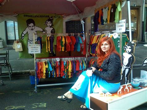 how to use your local flea market as a business incubator