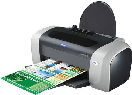 Printer Epson C65 for sale defective epson c65 printer