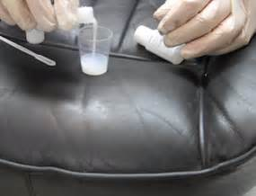 Leather Sofa Scuff Repair How To Repair Scratched Leather Furniture And Leather Car Seats Furniture Clinic