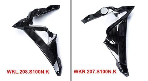 Bmw S1000r Original Aufkleber by Carbon Seitenverkleidung F 252 R Bmw S1000r 2014 2016