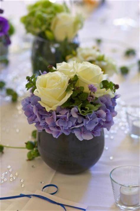 Vorschl Ge Tischdeko Hochzeit by Tischdeko Mit Hortensien Tischdeko Mit Hortensien Und